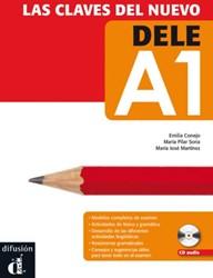 Las claves del nuevo DELE A1 Libro del a -Dele A1 Conejo, Emilia