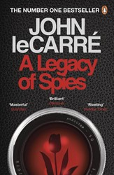 Carre*Legacy of Spies Carre, John le