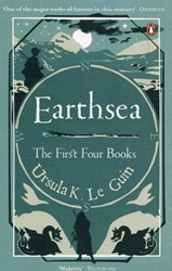 Earthsea: The First Four Books Le Guin, Ursula