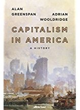 Capitalism in America -A History Greenspan, Alan