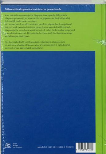 Differentiele diagnostiek in de interne -9031342823-W-GEB REITSMA, THEO-2