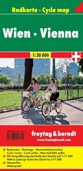 F&B RK W Wenen -Fietskaart 1:30 000
