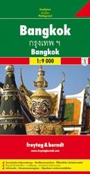 F&B Bangkok -Stadskaart 1:9 000