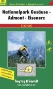 Nationalpark Gesause, Admont, Eisenerz 1 -Serie Wandern + Freizeit spezi al. Ortsregister