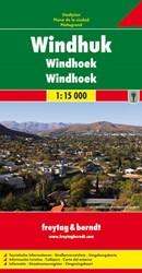 F&B Windhoek -Stadskaart 1:15 000