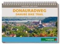 F&B RF1 Donauradweg Passau-Bratislav -Fietskaart 1:125 000