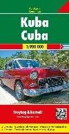 F&B Cuba -Wegenkaart 1:900 000