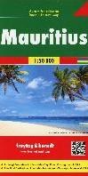 F&B Mauritius, Rodrigues -Toeristische wegenkaart 1:50 0 00