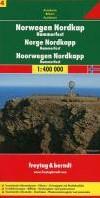 FuB Norwegen 04. Nordkap / Hammerfest 1 -Touristische Informationen. F? ?hren. Ortsregister mit Postle FREYTAG & BERNDT