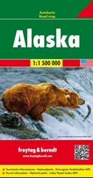 F&B Alaska -Wegenkaart 1:1 750 000