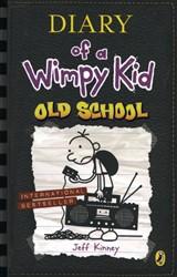WIMPY KID (10): OLD SCHOOL JEFF KINNEY