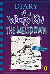 Diary of a Wimpy Kid Book 13 Kinney, Jeff