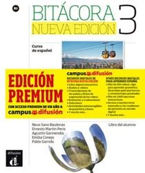 Bitacora 3 Nueva Edicion Premium Libro d