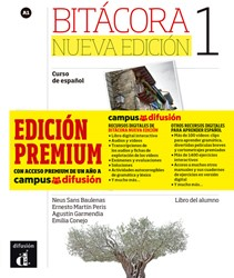 Bitacora 1 Nueva Edicion Premium Libro d