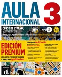 Aula Internacional 3 Nueva Edicion Libro