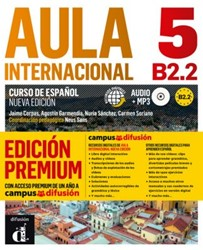 Aula Internacional 5 Premium Libro del A