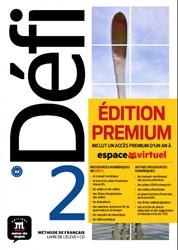 Defi 2 Livre de l'eleve + CD Versio