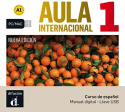 Aula Internacional 1 llave USB. A1