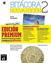 Bitacora 2 Nueva Edicion Premium Libro d