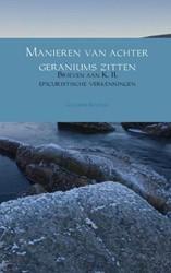 Manieren van achter geraniums zitten -Brieven aan K. II, epicuristis che verkenningen Janzing, Clemens