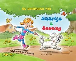 De avonturen van Saartje & Snoezy Caluwe, Vivianne de