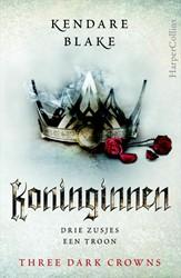 Three Dark Crowns 1 : Koninginnen Blake, Kendare