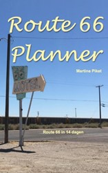Route 66 Planner -Route 66 in 14 dagen Piket, Martine