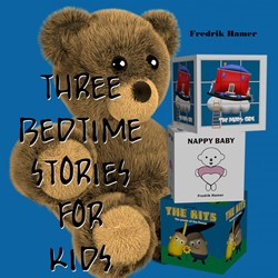 Three Bedtime Stories for Kids Hamer, Fredrik