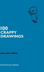 100 CRAPPY DRAWINGS ARENS, JAN-HEIN