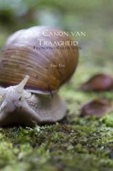 De Canon van Traagheid -Filosofische gedichten Tas, Leni