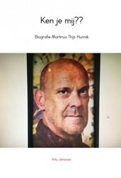 Ken je mij?? -Biografie Martinus Thijs Hunni k Johansen, Kitty