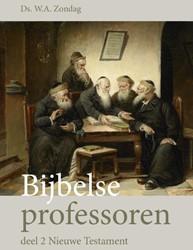 Bijbelse professoren -deel 2 Nieuwe Testament Zondag, Ds. W.A.
