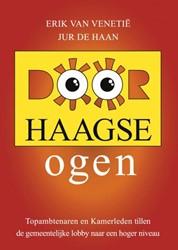 Door Haagse Ogen -Topambtenaren en Kamerleden ti llen de gemeentelijke lobby na Venetie, Erik van