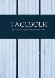 Faceboek -uitleg over gezichtsuitdrukkin gen Demir I