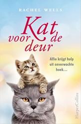 Kat voor de deur -alfie krijgt hulp uit onverwac hte hoek... Wells, Rachel