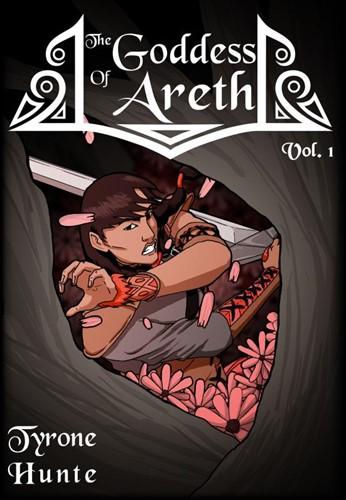 The Goddess of Areth -Volume 1 Hunte, Tyrone
