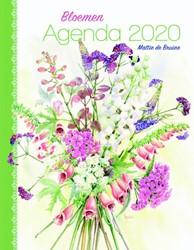 Bloemenagenda 2020 Bruine, M. de
