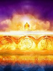 Jehovah Zelf is Koning Geworden -Een inleiding op de apocalyps King, Robert