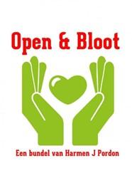 Open & Bloot -een bundel van Harmen J Pordon Pordon, Harmen J
