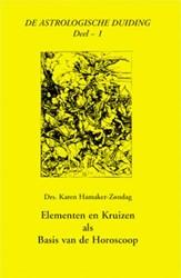 De astrologische duiding Elementen en kr -9063780184-A-ING Hamaker-Zondag, K.M.