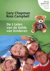 De 5 talen van de liefde van kinderen Chapman, Gary