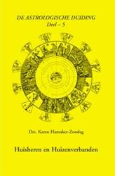 De astrologische duiding Huisheren en hu -9063781164-A-ING Hamaker-Zondag, K.M.