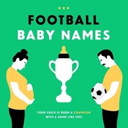 Football Baby Names -Your Child is Born a Champion with a Name Like This Bosman, Boudewijn