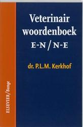 Veterinair woordenboek Kerkhof, P.L.M.