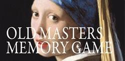 Old Masters Memory Game Gerritzen, Mieke