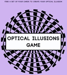 Optical Ilusions Game Baars, Paul