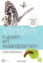 Gids van vlinders, rupsen en waardplante Bellmann, Heiko