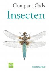 Compact Gids Insecten -COMPACT NATUURGIDSEN Hammond, Nicolas