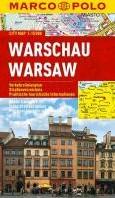 Marco Polo Warschau Cityplan -Stadsplattegrond 1:15 000