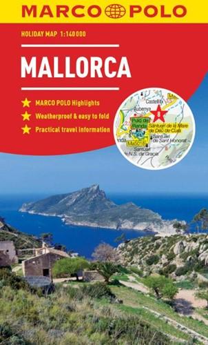 Mallorca Marco Polo Holiday Map 2019 - p